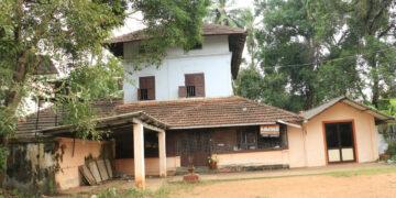 Kesari's old office at Chalappuram, Kozhikode