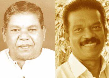 വെള്ള ഈച്ചരന്, കെ.രാധാകൃഷ്ണന്