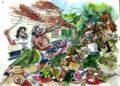 പുത്തൂര് കരുണാകരന് നായരുടെ പ്രതിരോധവും ബലിദാനവും